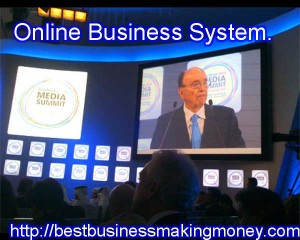 Online Business System.