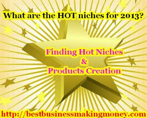 Hot niches affiliate marketers should look out for in 2013
